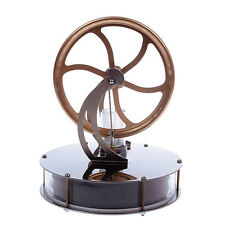 Low Temperature Stirling Engine Motor Model Cool No Steam Education Toys enau