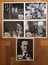 Unheimliche Mönch (5 Kinoaushangfotos '65) - Edgar Wallace / Siegfried Lowitz