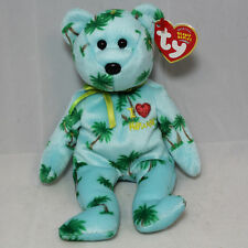 Ty Beanie Baby Hawaii I love - MWMT (Bear State Exclusive 2004)