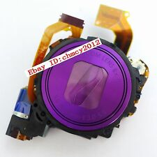 Lens Zoom Unit For CANON PowerShot IXUS230 ELPH310 HS Digital Camera Purple +CCD