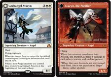 Shadows Over Innistrad ~ ARCHANGEL AVACYN /PURIFIER mythic rare Magic card