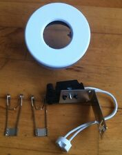 12V GET IP54 WHITE BATHROOM SHOWER DOWN LIGHT ZONE 2 & 3 GU10 BRAND NEW IN BOX