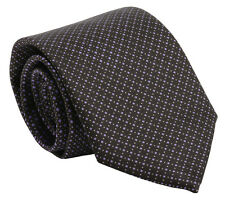Brioni Men's Silk Tie 016 Purple 59 x 3 in.