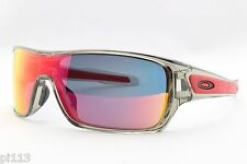 NEW Oakley Turbine Rotor 9307-03 Ruby Iridium Sports Cycling Surfing Sunglasses