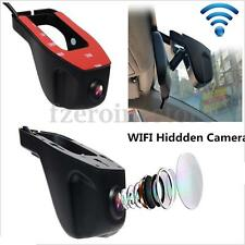 Wifi 1080P HD Hidden Car Camera DVR Video Recorder Dash Cam G-Senor Black