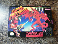 Super Metroid (SNES, 1994) [COMPLETE]