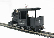 "BACHMANN SPECTRUM 25562 On30 0-4-2 Porter Steam Locomotive ""Colorado Mining Co."""