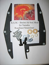 BAM, Brains Air box Mod for Yamaha Roadliner, Stratoliner Motorcycles