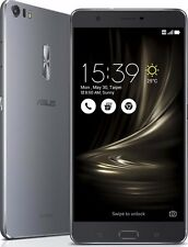 "ASUS ZenFone 3 Ultra ZU680KL Gray (Factory Unlocked) 64GB 6.8"" HD Dual Sim"