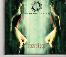 (GC179) Akanold, Cocktail Pop - 2007 Sealed CD