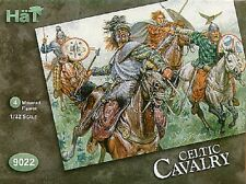 HaT 9022 - Celtic Cavalry               1:32 Plastic Figures Model Kit-Wargaming
