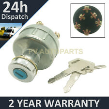 IGNITION STARTER SWITCH FOR BOBCAT DIGGER EXCAVATOR + WIRING INSTRUCTIONS