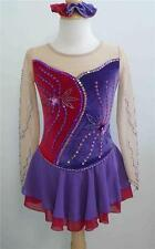 Kim Competition Ice Skating Dress Size 12
