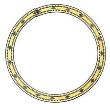 Well-Made Classical Acoustic Guitar Rosette Soundhole Ring ,Diamond Wood Inlay