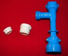 Blue Magic Waterbed Drain (Venturi) Pump & Faucet Adaptor