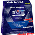 Crest 3D White Whitestrips LUXE Professional Effects Teeth WHITENING 40 strips