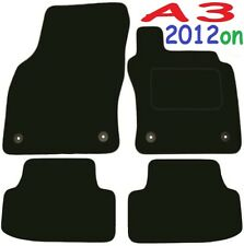 Audi A3 & S3 DELUXE QUALITY Tailored mats 2012 2013 2014 2015 2016
