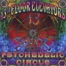 13th Floor Elevators Psychedelic Circus Live 1966/67 CD NEW SEALED Psych