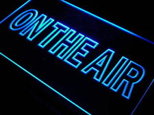 j708-b On The Air Studio Room Game Neon Light Sign