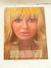 """Vintage Playboy Magazine August 1969 """"Freckly Face Woman"""" SNY2,SNY3,ES"""