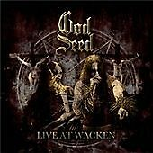 God Seed - Live At Wacken (2012)  CD+DVD  NEW/SEALED Digipak  SPEEDYPOST