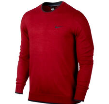 Nike TW (Tiger Woods) Engineered Wool Men's Golf Sweater 2.0 $150 Size Large