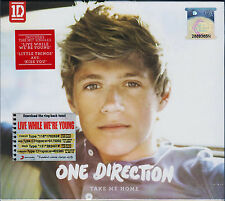 ONE DIRECTION Take Me Home 2012 MALAYSIA SPECIAL EDITION  CD RARE (NIALL HORAN)