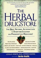 Herbal Drugstore : The Best Natural Alternatives to Over-the-Counter...