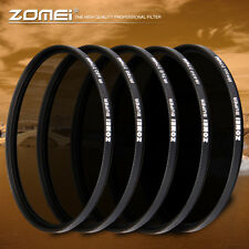 ZOMEI 77MM 680NM+720NM+760NM+850NM+950 X-RAY IR Infrared Infra-red 5 IN 1 Filter