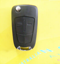 2 Buttons key Case Shell replacement suits Vauxhall Opel Astra Vectra Zafira