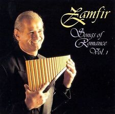 Zamfir, Songs Of Romance, Vol. I, Excellent