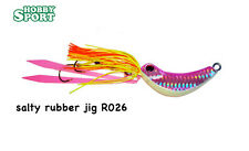 KABURA JIG SALTY RUBBER R026 COLORE PINK GR 100 - VINCENT