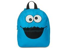 (BRAND NEW) SESAME STREET Cookie Monster School Backpack Kids Back Pack