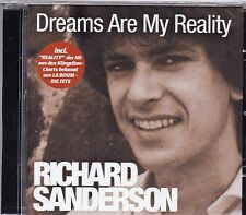 Richard SANDERSON-DREAMS ARE MY reality CD NUOVO & OVP!