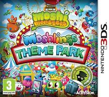 Moshi Monsters-Theme Park | Nintendo 3ds | nuevo & OVP | moshlings *