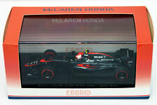 Ebbro 45327 McLaren Honda MP4-30 2015 Middle Season / Jenson Button 1/43 scale