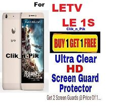 ~ Buy 1 Get 1 Free ~ LETV LE 1S ULTRA CLEAR HD SCREEN GUARD PROTECTOR