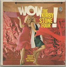 "THE KIRBY STONE FOUR ""SAN ANTONIO ROSE"" 60'S EP WARNER BROS S 1508"