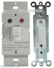 X10 WS4777 White  3 Way Dimmer Switch Set With Soft Start Factory Fresh