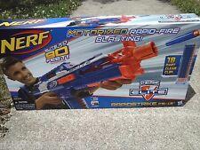 WOW 90 feet New NERF Elite XD Rapidstrike CS-18 Dart Gun ~ Sniper Blaster Toys