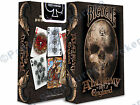 ALCHEMY ENGLAND DECK POKER SIZE FANTASY BICYCLE PLAYING CARD MAGIC TRICKS