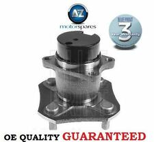 FOR NISSAN TIIDA 1.5DT DCi 1.6i  2/2007-  REAR WHEEL BEARING HUB ASSEMBLY KIT