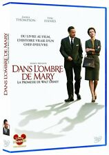 "DVD ""DANS L'OMBRE DE MARY"" DISNEY Emma THOMPSON Tom HANKS neuf sous blister"