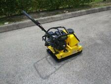 CORMAC plate compactor model C95T 6.5Hp gasoline WITH WATER TANK