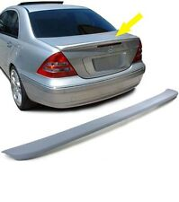 MERCEDES C55 LOOK SPOILER FOR THE C CLASS W203 SALOON
