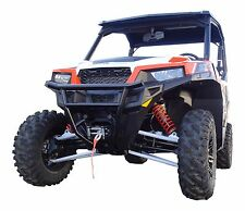 MudBusters Front Mud Flap Fender Flare Extensions for 2016 Polaris General 1000