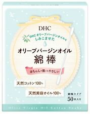 DHC Olive Virgin Oil Swabs