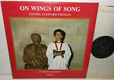 Alpha APS 378 Daniel Ludford-Thomas Treble On Wings Of Song Andrew Shenton Organ