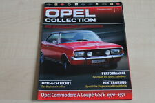 156400) Opel Commodre GS/E Coupe - Opel Collection 2011