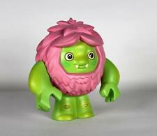 CHIPSTER GREEN/PINK EDITION DESIGNER URBAN VINYL FIGURE BY SCOTT TOLLESON